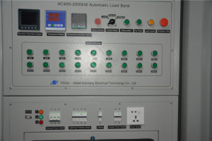 400V 2000kw Banco de carga do gerador