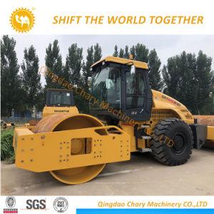 판매를 위한 지구 이동하는 기계장치 Shantui 가수 쓰레기 압축 분쇄기 롤러