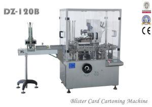 عالة آليّة يطوي صندوق [بكج مشن] يغلّف آلة لأنّ بثرة بطاقات ([دز-120ب])
