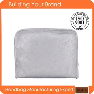 Preiswerte PU-Arbeitsweg-Großhandelsdame Cosmetic Bag
