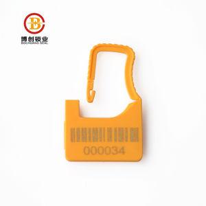 Guarnizione di plastica inalterabile del lucchetto della serratura facile per il sacchetto nell'aeroporto