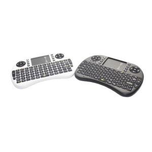 2.4G mini Draadloos Toetsenbord met het Geval van het Toetsenbord