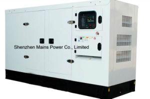 stille Diesel 90kVA Yuchai Geluiddichte Diesel van de Generator Yc90g Generator
