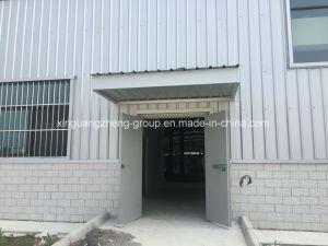 Estructura de acero industrial taller de construcción de almacenes prefabricados