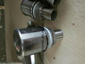 Bildschirm-Düse, Grobfilter-Düse, Edelstahl-Filter-Düse, Wasser &Gas Grobfilter