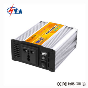 12V 300W DC AC inversor con el ventilador