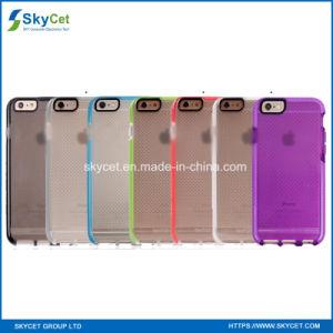 Los casos de la cubierta protectora del teléfono móvil para iPhone/Samsung encajonan los accesorios