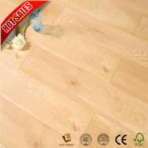 8mm 12mm Ez tablones de madera pisos laminados de madera de teca