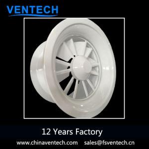 De fabriek maakte de Verspreider van de Lucht van de Werveling voor Systeem HVAC