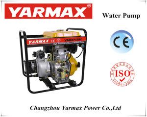 Bomba de agua de alta presión diesel refrescada aire