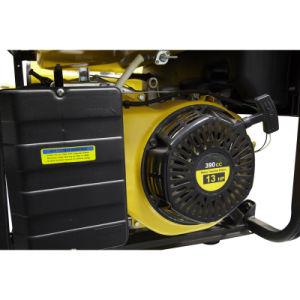 6kw/6kVA/6000watt si dirigono il generatore della benzina di uso con la maniglia & le rotelle