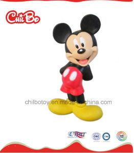 美しいマウス高品質のビニールのおもちゃ(CB-VT002-Y)