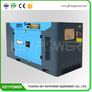 単一のPhase 10kVA Soundproof Diesel Generator Set Silent Type