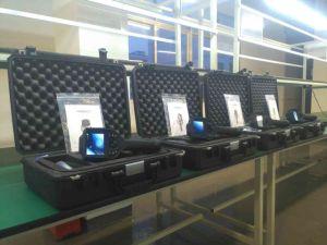 """3,8 mm Inspection vidéo Endoscopie industriel portable appareil photo avec moniteur LCD 3,5"""", 2m de câble de test"""