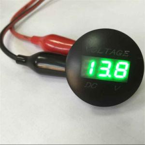 Nuova Tabella della visualizzazione di temperatura del tester & del termometro di tensione del veicolo della visualizzazione