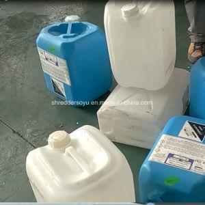 Пластиковые бутылки для измельчения/ПЭТ-бутылки для шинковки