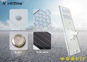 IP65 directa de fábrica de chips de Bridgelux LED lámpara solar de la calle