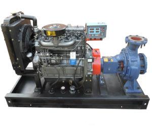 Motor diesel de 80 CV bomba centrífuga de agua para riego