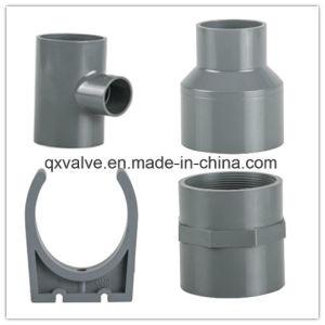 DIN PN10 Tubo de PVC de UPVC adaptador con el tamaño completo y a precio barato!