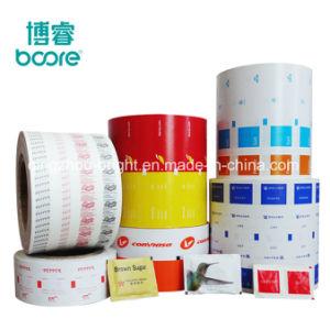 Les emballages alimentaires film stratifié PE Wrapping Paper pour Brown sachet de sucre