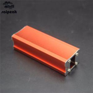 주황색 알루미늄 쉘 울안 상자 상자 알루미늄 울안