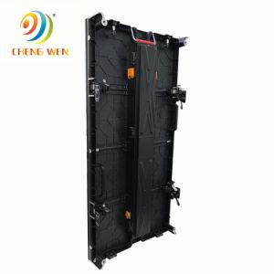 P3.91 500mm*1000mm Location intérieure incurvée couleur écran LED