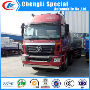 中国8*4 30000litresの頑丈なミルクタンクトラックの液体の食糧トラック