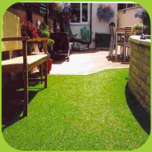 Garten-Dach-Swimmingpool-Anwendungs-künstliches Landschaftsgras