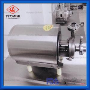 Pompa centrifuga sanitaria dell'acciaio inossidabile SS304