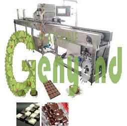 Máquina de depósito de chocolate de alta tecnologia