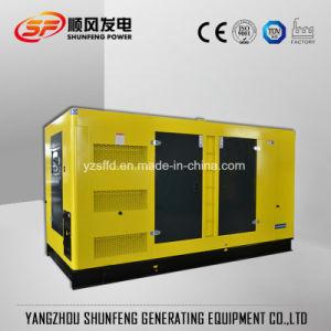 Sdec 200квт Silent электрической энергии генератора с Shangchai дизельного двигателя