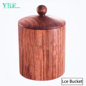 [يرف] زيّن طبيعيّ خشبيّة يبرّد [إيس بوكت] مجموعة