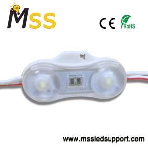 Высокая яркость 2 светодиодных индикатора или 3 светодиода 3030 SMD модуль для рекламных знаков