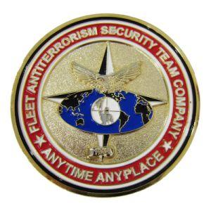 カスタム旧式な銀製アルミニウムMateialの金属のクラフトの記念する硬貨(111)