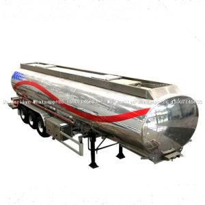 アルミニウムタンクトレーラー、アルミニウムタンカー、アルミニウム半燃料のタンカーのトレーラー