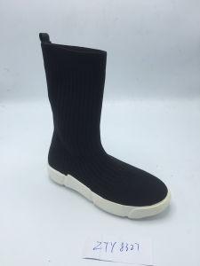 La vente de belles bottes à chaud des chaussures confortables populaire 19