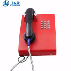 Беспроводной телефон GSM телефон государственной службы в антивандальном исполнении доказательства телефон