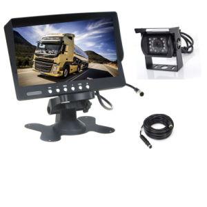IP CCTV térmica69K Câmara caminhão de reboque inverter 24V sensor de Estacionamento com imagem inversa para veículo