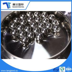 China la bola de acero inoxidable AISI201/304/420/440/316/316L/420C/440c para la venta