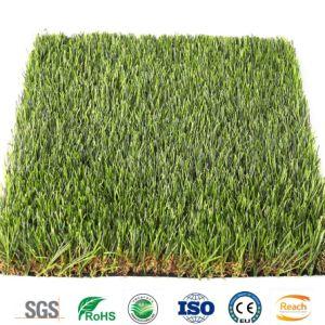 4 Rasen-Yard-Chemiefasergewebe-Hauptgras des Ton-30-40mm künstliches