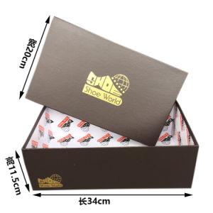 Cuadro electrónico personalizado de Tapa y base de Verificación de embalaje Caja de cartón de regalo