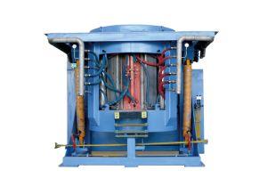 5t, horno de inducción para el Acero Acero Inoxidable Plancha//