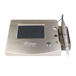 De nieuwste Machine van de Make-up van het Huis Digitale Permanente Artmex V7 met de Kosmetische Pen van de Tatoegering