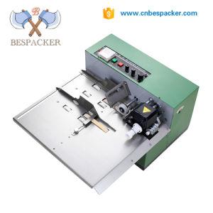 Macchina di codificazione/stampante ad alta velocità della data per il sacchetto