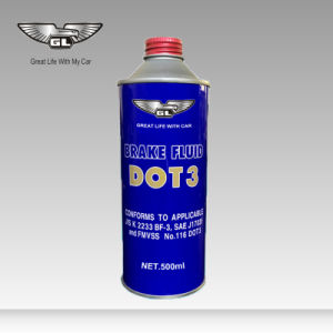 Производитель тормозная жидкость DOT 3 Car тормозной жидкости сцепления