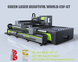 500W-3000W Medium와 Cutting 1mm에 35mm Thickness Plate 또는 Tube에 High Power CNC Metal Fiber Laser Cutting Machine