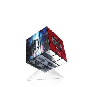 Cubes de divertissement de puzzle personnalisé jouets Cube Magique Photo personnalisées