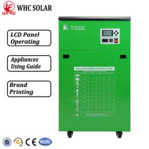 Whcの太陽電池パネルを持つSolar Energy光起電4000W発電