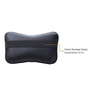 Electric Shiatsu masaje de cuello almohada cojín Auto Masajeador de espalda
