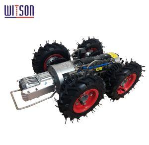 Witson W3-C200の管の点検クローラーロボットビデオ点検カメラ